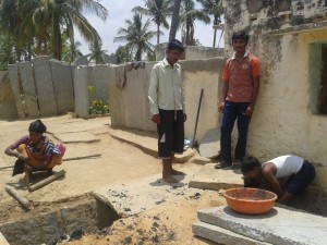 Drainage cleaning 1